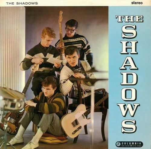 THE SHADOWS The Shadows Vinyl Record LP Columbia 1963